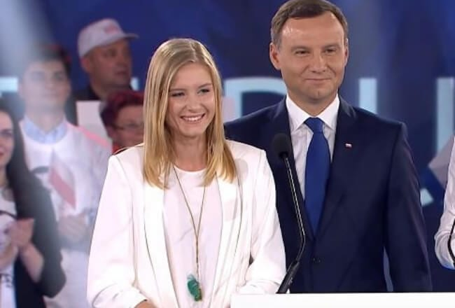 Co studiuje Kinga Duda
